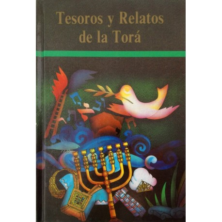 TESOROS Y RELATOS DE LA TORÁ