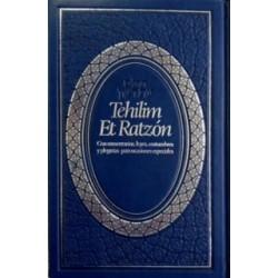 TEHILIM ET RATZÓN (GRANDE)