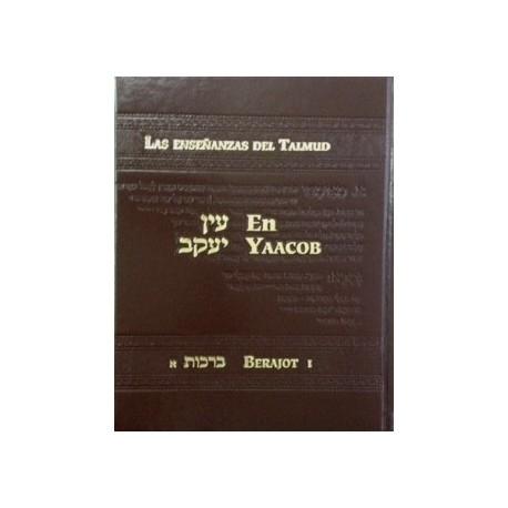 LAS ENSEÑANZAS DEL TALMUD- EN YAACOB BERAJOT 1